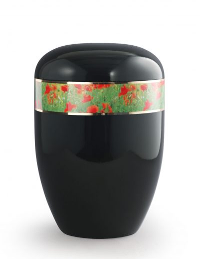 2/14 F Mohn, Goldstreifen Exclusivserie Fleur Noire